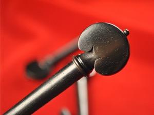 Hill Model EBONY (Black pin) Vn用