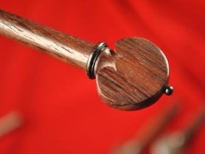 Hill Model ROSEWOOD (Black pin) Vn用